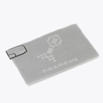 Alloy Credit Card USB