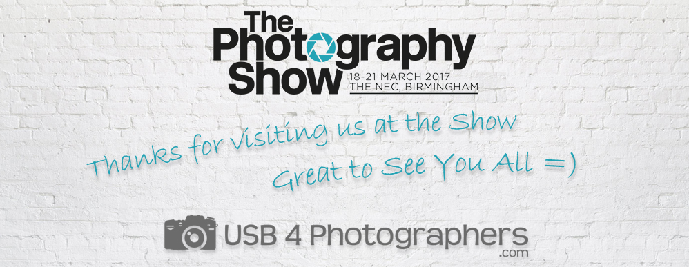 The Photography Show 2017 - USB Makers