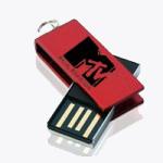 Mini-Twister USB Drive