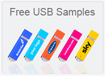 Printed USB Samples