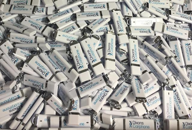 Millions of USB Flash Drives