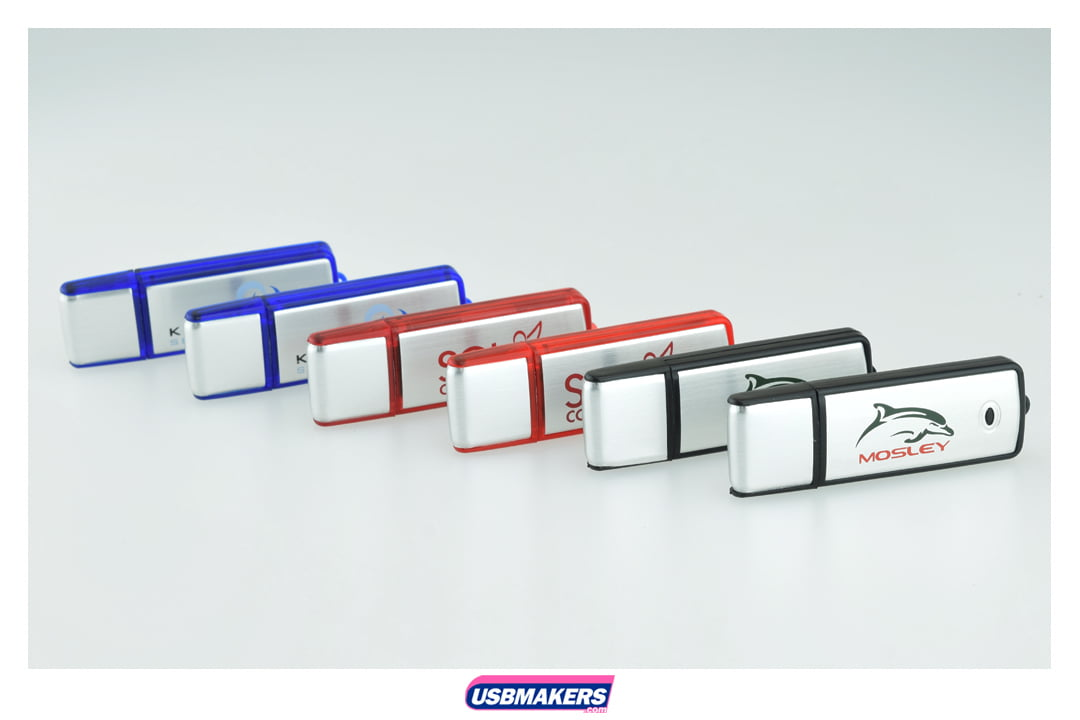 Classic Branded USB Memory Stick Image 4