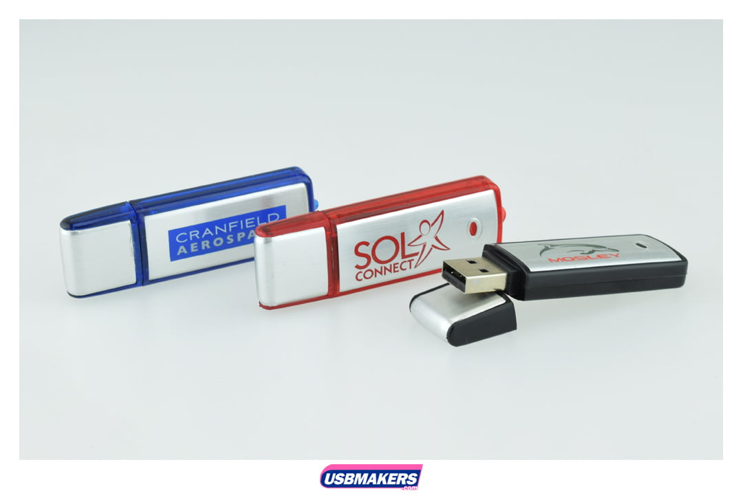 Classic Branded USB Memory Stick Image 5
