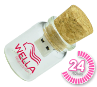 Cork Bottle USB Stick