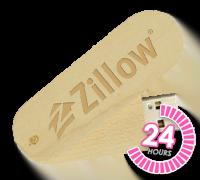 Wooden Twister USB Memory Stick