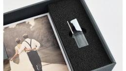 Crystal - 4 - USB Drive - USB Makers