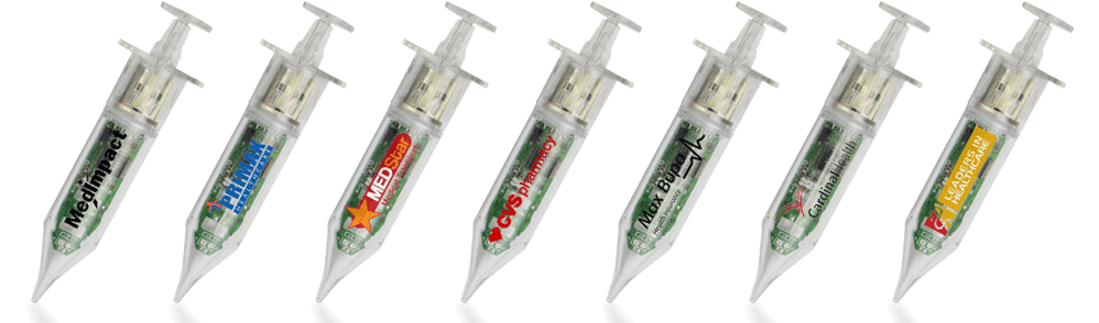 Syringe USB Drive