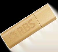 Wooden Stick USB Memory Stick