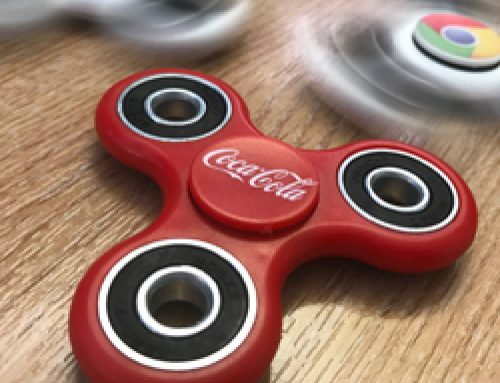 Why Fidget Spinners Are Dominating the Office