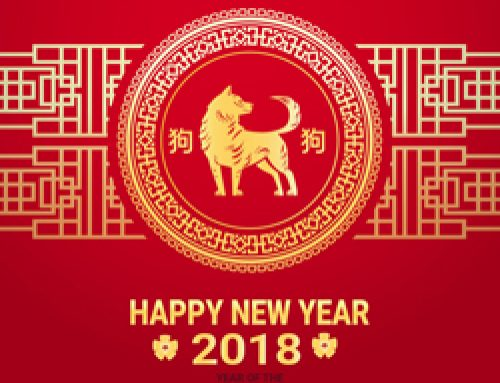 China is closing for the New Year – but we're still open!