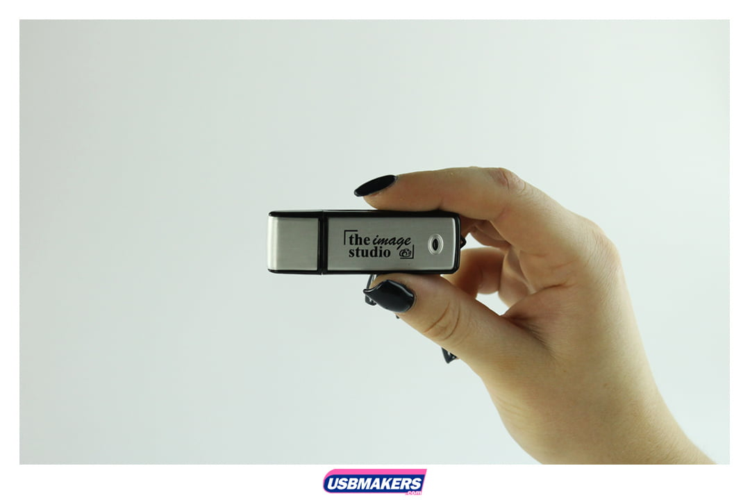 Classic Branded USB Memory Stick Image 2