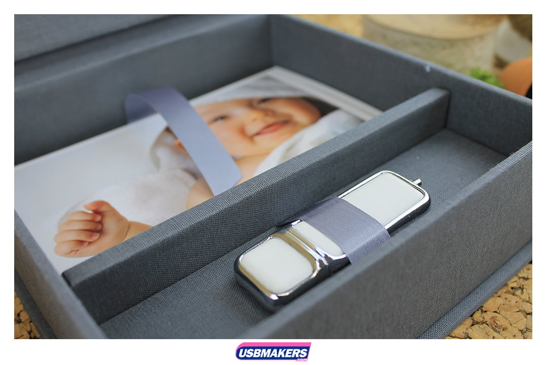 Classic Elegant Photo Prints USB Gift Box 2