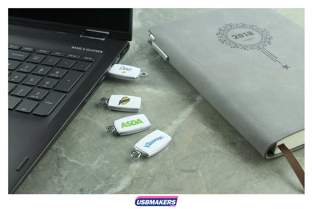 Aphrodite Branded USB Memory Stick Image 1