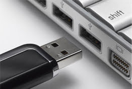 Backup your USB memory stick data
