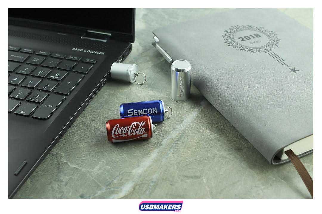 Drinks Can Branded USB Memory Stick Image 4