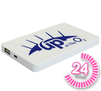 Card Branded Power Bank