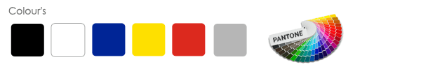 Flat Pod USB Drive Colours