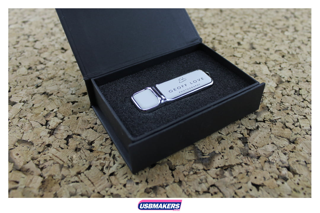 Hermes Branded USB Memory Stick Image 2