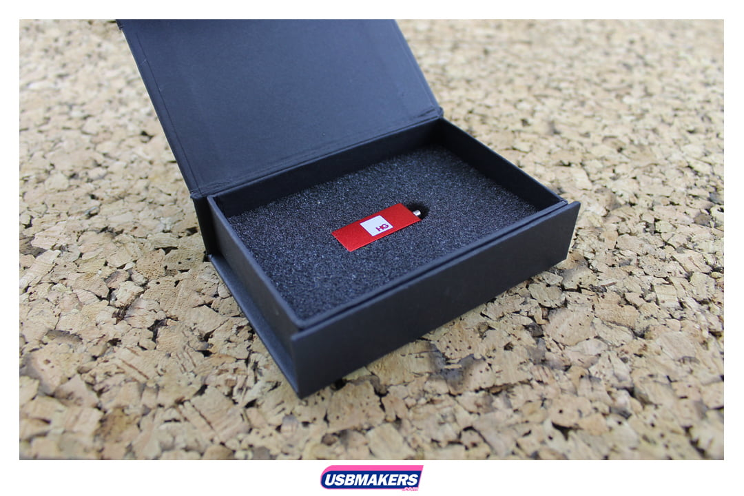 Mini Twister Branded USB Memory Stick Image 2