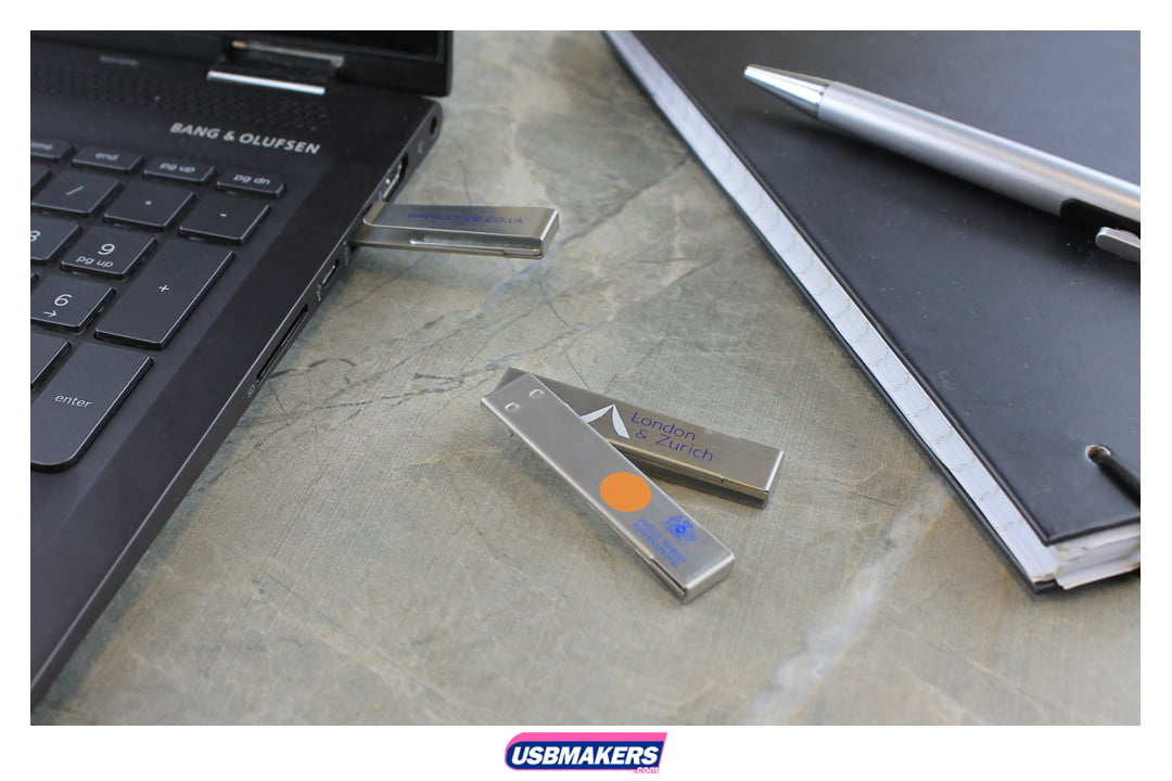 Money Clip Branded USB Memory Stick Image 1