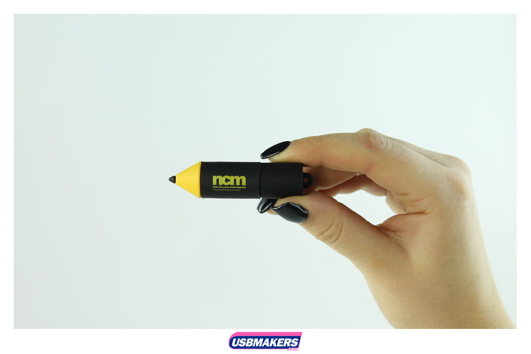 Pencil Branded USB Memory Stick Image 3