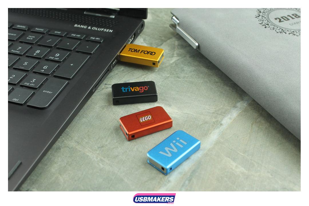 Slider Branded USB Memory Stick Image 1