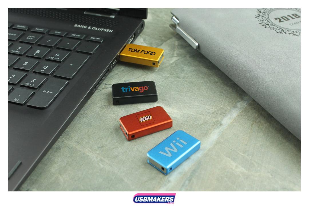 Slider Branded USB Memory Stick Image 1