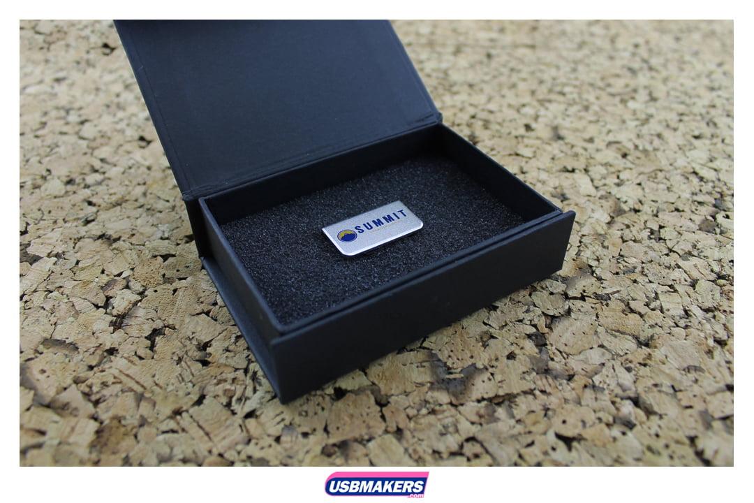 Slider Branded USB Memory Stick Image 2