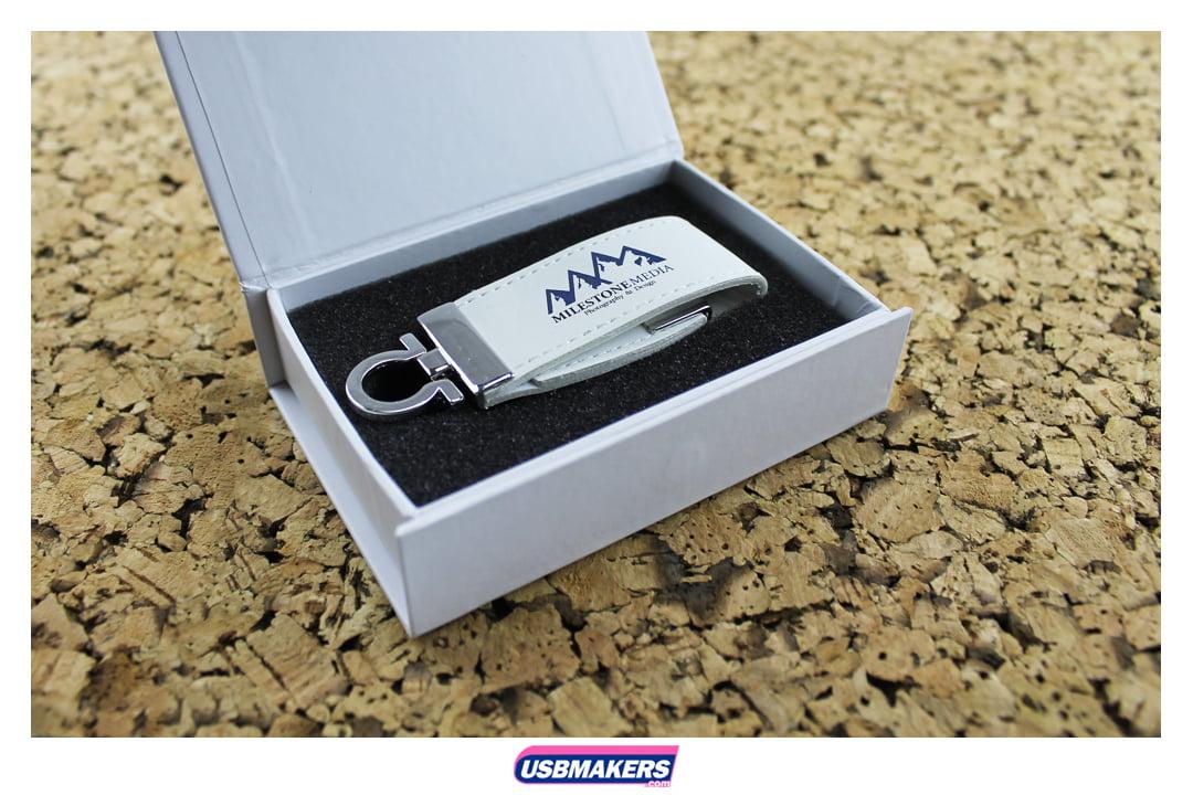 Snaffle Branded USB Memory Stick Image 2