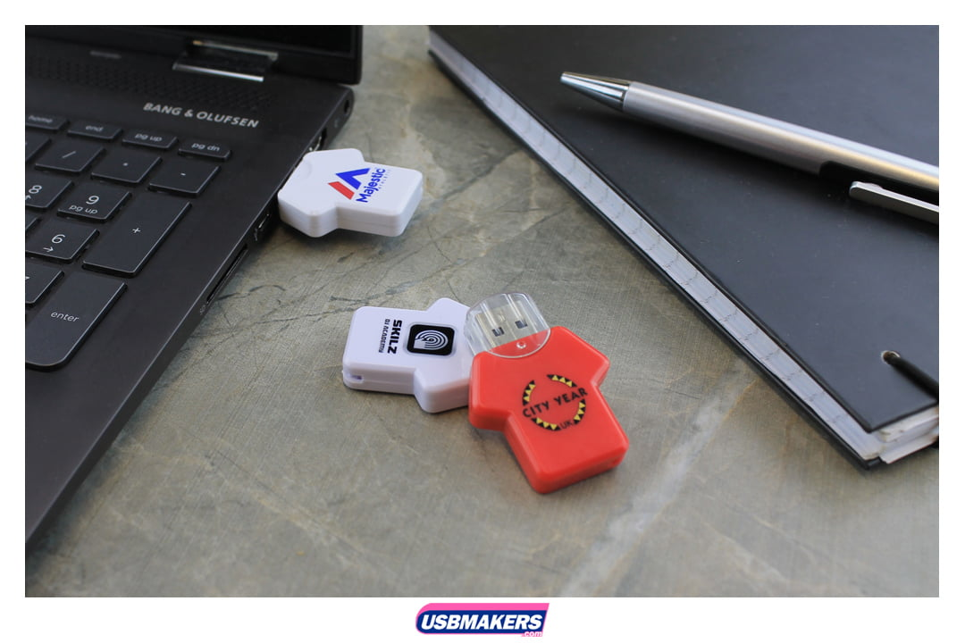 T-Shirt Branded USB Memory Stick Image 1