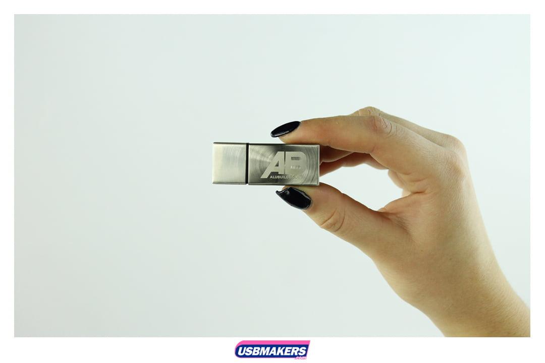 Zeus Branded USB Memory Stick Image 3