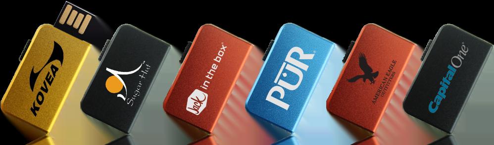 Slider USB Memory Stick