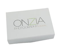 White Magnetic USB Presentation Box
