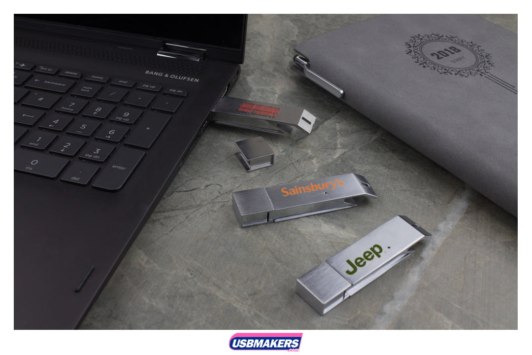 Classic Bottle Opener Branded USB Memory Stick