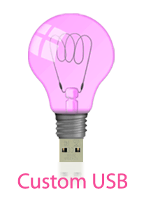 Custom PVC USB Stick