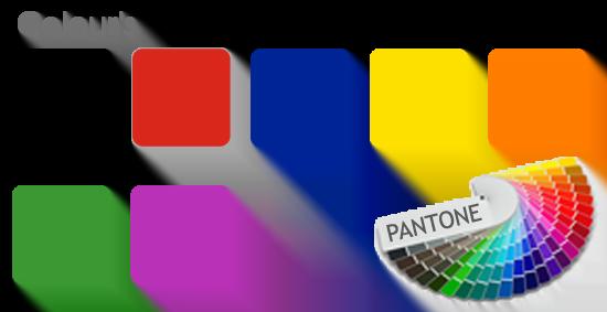 Classic USB Drive Colours