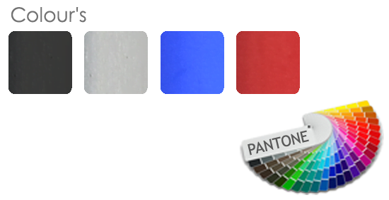 Mini Twister USB Drive Colours