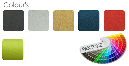 Portland mah battery colours