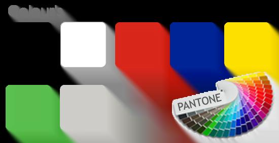 Titan USB Drive Colours