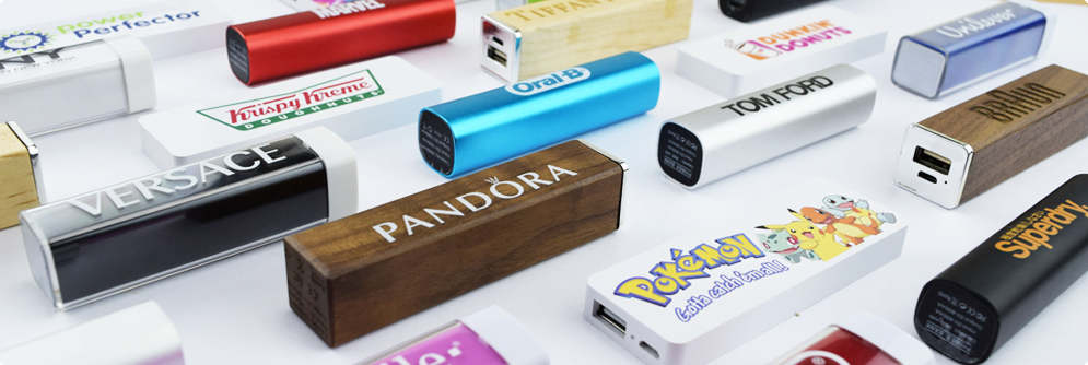 Branded Power Banks