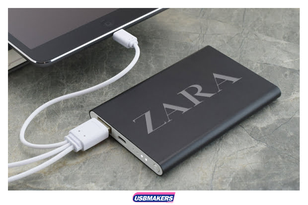 Branded Cannes Power Bank