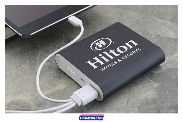 Branded Chicago Power Bank