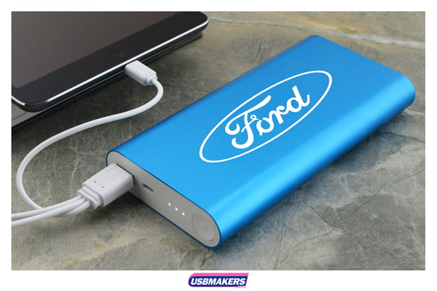 Branded Florence Power Bank