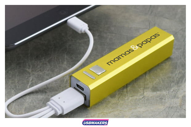 Branded Orlando Power Bank