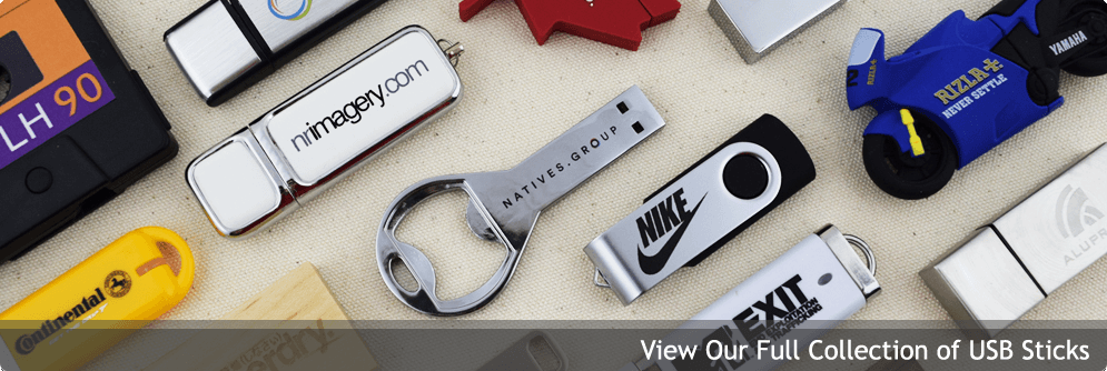 Logo Branded USB Sticks