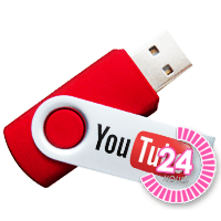 Twister USB Memory Stick