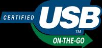 USB OTG Type-C Logo