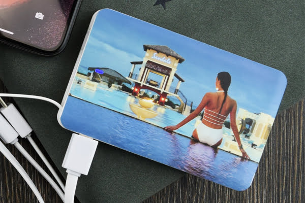 Branded Credit Card Power Bank MBL