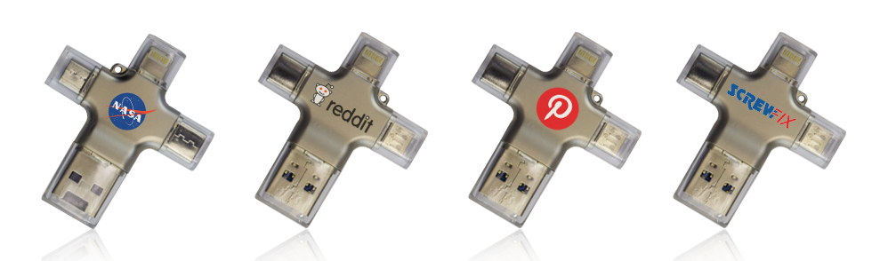 Templar Iphone Lightning Branded USB Stick