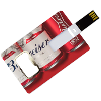 Card Bottle Opener USB Drive